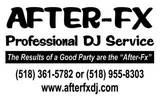 After-Fx Professional DJ Service-Queensbury DJs