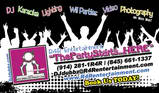 R4R Entertainment  DJs 'The Party Starts HERE'-Flanders DJs