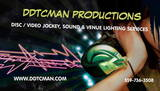 Ddtcman Productions-Visalia DJs
