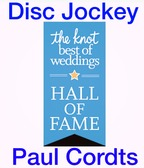 Paul Cordts - NC's Wedding Hall Of Fame DJ -Martinsville DJs