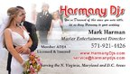 Harmany DJs-Manassas DJs