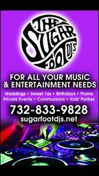 Sugar Foot DJs-Barnegat DJs