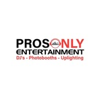ProsOnly Entertainment DJ/PhotoBooths-Asheville DJs