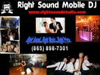 Right Sound Mobile DJ-Dandridge DJs