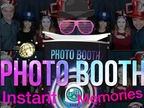 Instant Memories DJ & Photo Booth Services-Crockett Photo Booths