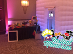 Instant Memories photobooth rentals-Mims Photo Booths