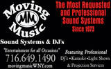 Moving Music-Sanborn DJs