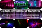 Mad Mix International DJ Productions - Music and Entertainment-Middlefield DJs
