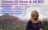 Arizona DJ Music & More!-San Carlos DJs