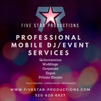 Five Star Productions-Sierra Vista DJs