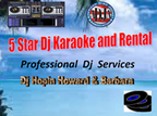 5 Star Dj Karaoke And Rental-Big Bear Lake DJs