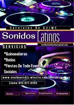 Sonidos Latinos-Gregory DJs