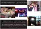 Proctor Entertainment & Event Services -Cincinnatus DJs