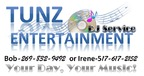 Tunz Entertainment-White Pigeon DJs
