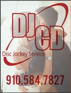 DJ CD's Disc Jockey Service-New Hill DJs