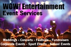 WOW! Entertainment Wedding DJ & Lighting Co-Lennox DJs