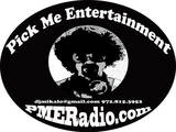 Pick Me Entertainment Logo