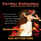 Parties Unlimited-Argyle DJs