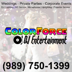ColorForce DJ Entertainment-Olivet DJs