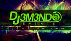 DJ 3M3NDO EVENTS-Highlands DJs