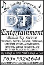 DTP Entertainment-Terre Haute DJs