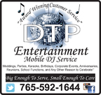 DTP Entertainment-Roachdale DJs