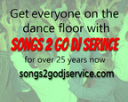 Songs To Go-Adams DJs