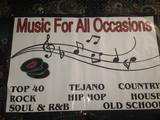 MUSIC 4 ALL OCCASIONS-Uvalde DJs