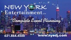 New York Entertainment -Patterson DJs