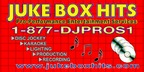 JUKE BOX HITS Entertainment Services-Valley View DJs