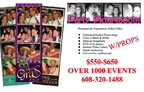 Party Picturebooth Photobooth Rental-Black Earth Photo Booths