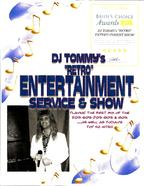 DJ ToMMY's ENTERTAINMENT SERVICE & 'ReTRO SHOW'-Takoma Park DJs
