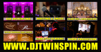 Twin Spin Entertainment-Hayward DJs
