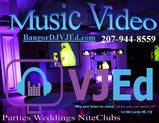 Ed McCurdy MC/DJ VJEd-Kennebunkport DJs