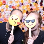 Hot Booths-Orange Photo Booths