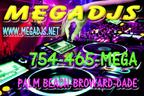 Megadjs-Palm Beach Gardens DJs