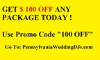 PENNSYLVANIA WEDDING DJS-Towaco DJs