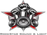 RockStar Sound & Light Logo