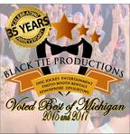 Black Tie Productions DJ, Photo Booths, Event Lighting and more!-Clawson DJs