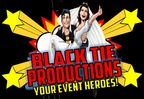 Black Tie Productions DJ, Photo Booths, Event Lighting and more!-Alma DJs