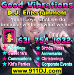 Good Vibrations DJ Entertainment-Hartford DJs