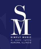 Simply Music DJ Service-Monee DJs
