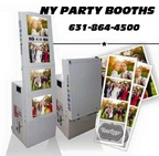 NY Partybooths-Medford Photo Booths